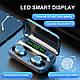 Bluetooth наушники F9 Беспроводные - LED Display. Power Bank Индикатор заряда/5/0, фото 10
