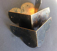 Куточок декоративний подвійний, фото 1