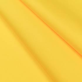 Уличная ткань с тефлоновым покрытием Дралон однотон Лимонный