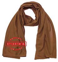 Шеммаг шарф-сетка MFH Койот 16301R