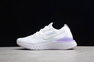 Кросівки жіночі Nike Epic React Flyknit / ERF-040 (Репліка)