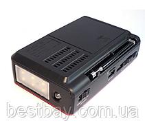 Мощный портативный многочастотный Радиоприемник RX-1314., фото 3
