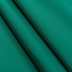 Уличная ткань с тефлоновым покрытием Дралон однотон Изумрудный