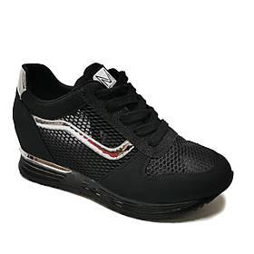 Кросівки Lonza FLM810 black сітка