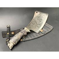 Нож-секач охотничий Nb Art Кабан 1k22 подарочный нож секач для охотника рыбака в чехле в ножнах