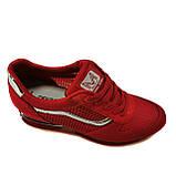 Кроссовки Lonza 810 red сетка, фото 2