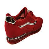 Кроссовки Lonza 810 red сетка, фото 3