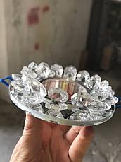 Зеркальный врезной светильник, фото 2