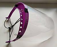 Защитные щитки для лица, защитные маски для лица Umaxpro уцененные, удобное крепление ПВХ экранов