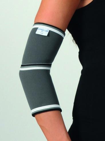 Бандаж эластичный для локтевого сустава (Неопреновый) Support Line REF 300 Ersamed