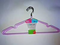 Плечики для одежды в силиконе 40*18 см