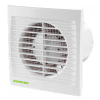 Вентилятор побутовий Домовент 150 СВ, Шнурковий вимикач