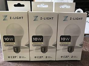 Лампочка LED 10W E27 А60 ZL, фото 3