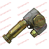 Топливный насос ручной подкачки для двигателя Komatsu 6D102, фото 3