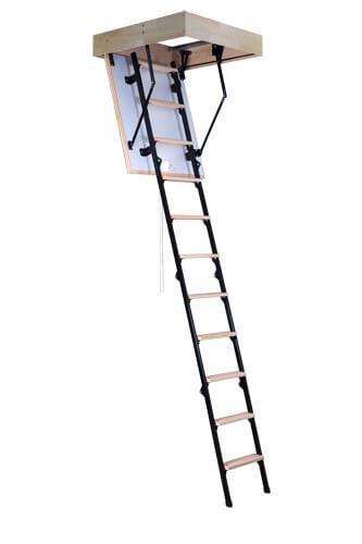 Горищні сходи Mini Oman Termo H265 80х60