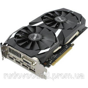 ASUS Radeon RX 580 4096Mb DUAL OC (DUAL-RX580-O4G)