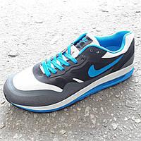Кроссовки Nike Air Max р.45 текстиль сетка