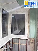 Остекление балконов Ирпень, фото 2