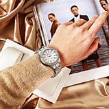 Жіночі годинники Bee Sister 1258 Silver-White Diamonds, фото 5