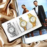Жіночі годинники Bee Sister 1258 Silver-White Diamonds, фото 7