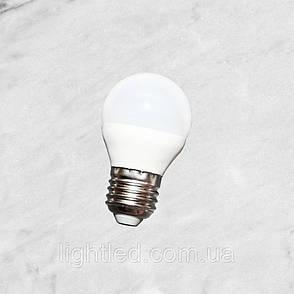 Лампочка LED ZL 8W G45 E27, фото 2