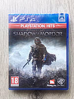 Middle-Earth Shadow of Mordor (рус. суб.) PS4, фото 1