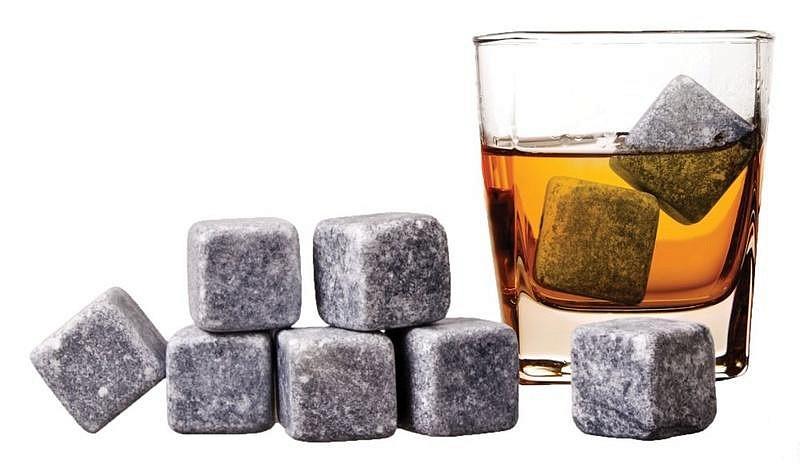 Камни для охлаждения виски Hukka Whiskyset