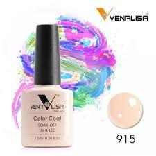 Гель лак Venalisa (Canni) new collection N915 7.5 мл