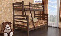 Двухъярусная кровать Кай (WELLMEBELY), фото 1