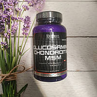 Glucosamine Chondroitin MSM Ultimate Nutrition 90 tabs.