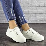 Женские белые кроссовки Blacky, фото 6