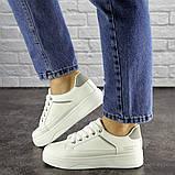 Женские белые кроссовки Blacky, фото 7
