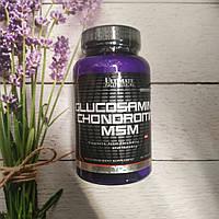 Глюкозамин Ultimate Nutrition Glucosamine Chondroitin MSM 90 таб Для суставов и связок