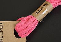Шнурки Keeper спортивные объемные (в упаковке) 120, Розовый