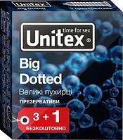 Презервативы UNITEX #4 Big Dotted