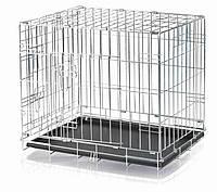 Клетка металлическая для собак Trixie 64х54х48 см