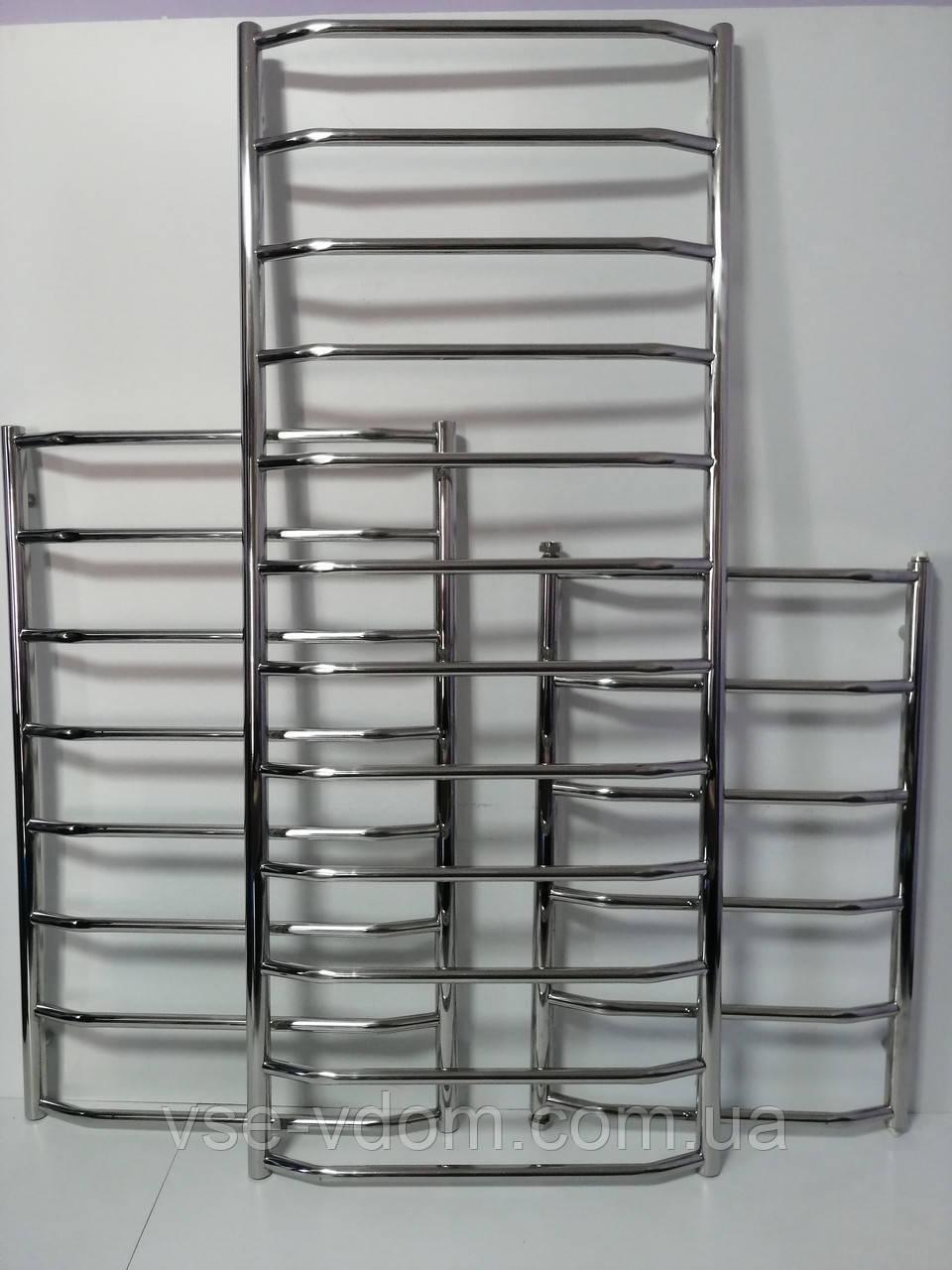 Полотенцесушитель водяной нержавейка 50x100