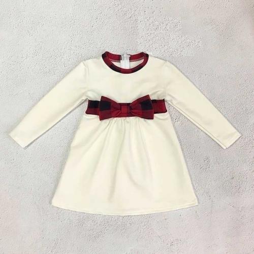 Нарядное платье для девочки демисезон