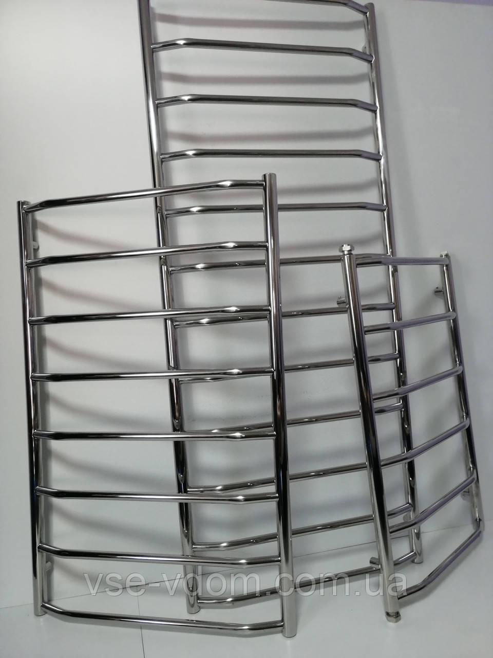 Полотенцесушитель водяной нержавейка 60x80