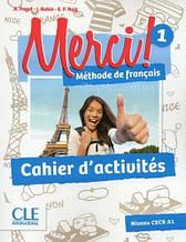 Merci! 1 Cahier d'activités - Рабочая тетрадь / Cle International