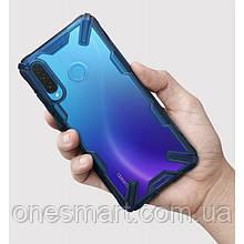 Чехол Ringke Fusion X для Huawei P30 Lite (Nova 4e) SPACE BLUE