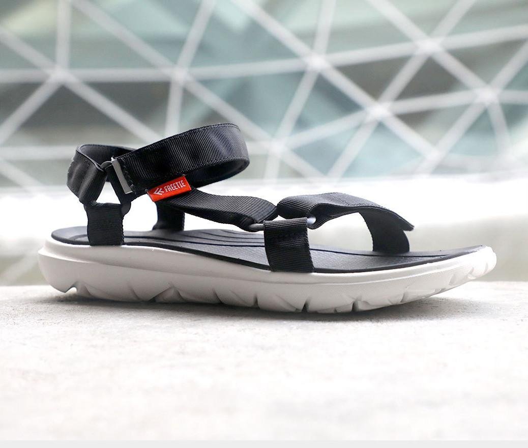 Сандалии Xiaomi FreeTie Arc Buckle Black мужские черные