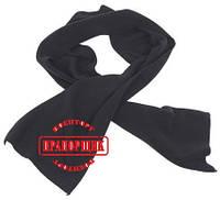 Шеммаг шарф флисовый MFH Черный 16123A