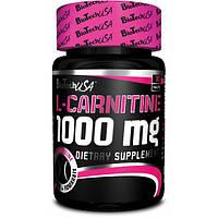 BioTech Л карнитин L-Carnitine 1000 mg (30 tab)