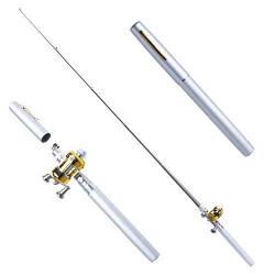 Карманная ручка-удочка Pocket Fishing Rod
