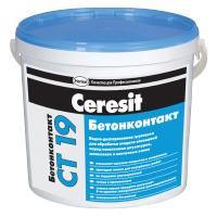 Церезит (Ceresit) Бетонконтакт СТ 19, 15кг
