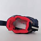 Сині легкі кросівки з наскрізною сіткою хлопчикам, р. 21, 22, 23, 24, 26. Весняні, літні, фото 5
