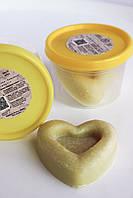 Плиточка-баттер для тела и рук «Иланг - пачули» 30г - питание и защита кожи, спасение от сухости!