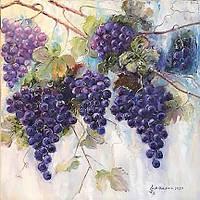 """Картина """"Виноградні грона"""""""