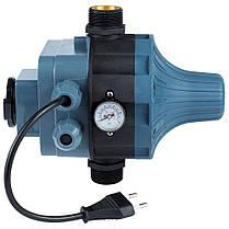 """Контроллер давления электронный 1.1кВт Ø1"""" + розетка WETRON (779756), фото 3"""